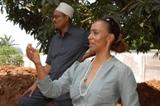 Amani Karume na Bintie Fatma