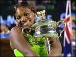 Serena na kombe la Australia