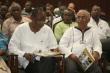 Professa Issa Shivji akiwa katika moja ya mikutano iliyotayarishwa na kigoda cha Mwalimu Nyerere katika chuo kikuu cha Dar es Salaam